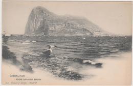 Gibraltar From Spanish Shore - España
