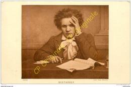 BEETHOVEN .   Jan Van Beers . - Postkaarten