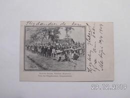 Simpsonhafen. - Tanz Der Eingeborenen. (1 - 10 - 1909) - Papouasie-Nouvelle-Guinée