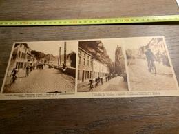 1934 M COURSE CYCLISTE TOUR DE BELGIQUE A DINANT ET NAMUR - Collections