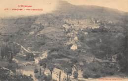 AVEYRON  12  CONQUES  VUE D'ENSEMBLE - Otros Municipios
