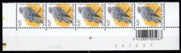 AB0104 - COB 3069 - Pigeon Colombin / Holenduif - Bande Datee E67837 Du 22.III.02 - 1985-.. Birds (Buzin)