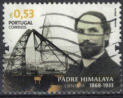 Portugal 2018 Oblitéré Used Manuel António Gomes Dit Père Himalaya Scientifique SU - 1910-... République