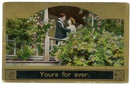 ROMANTIC COUPLE : YOURS FOR EVER / ADDRESS - HOUNSLOW, VICARAGE ROAD, KIATTA VILLAS - Couples