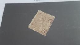 LOT 485055 TIMBRE DE MONACO NEUF* N°14 VALEUR 105 EUROS - Monaco