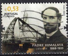 Portugal 2018 Oblitéré Used Manuel António Gomes Dit Père Himalaya Scientifique SU - 1910 - ... Repubblica