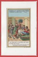 CHROMOS - Chocolat GuérIn Boutron - Le Théhâtre A Travers Les Ages - La Comédie Chez Les Grecs - Guérin-Boutron