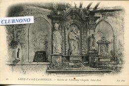 CPA - SAINT-VAAST-LA-HOUGUE - RETABLE DE L'ANCIENNE CHAPELLE SAINT-ELOI - Saint Vaast La Hougue