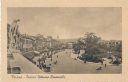 2a.152. VERONA - Piazza Vittorio Emanuele - Verona
