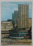 Warsaw Varsovie Warschau Skyscrapers In The Center Gratte-ciel Au Centre & Rotunda PKO 1979 - Poland