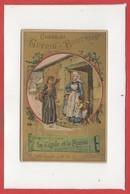 CHROMOS - Chocolat GuérIn Boutron -  La Cigale Et La Fourmie - Guérin-Boutron