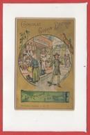 CHROMOS - Chocolat GuérIn Boutron -  Le Renard &  Les Raisins - Guérin-Boutron
