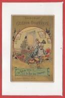 CHROMOS - Chocolat GuérIn Boutron -  Le Rat Des Ville Et - Guérin-Boutron