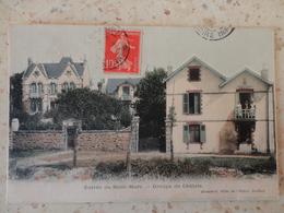 44 SAINT MARC ENTREE DE SAINT MARC GROUPE DE CHALETS HOTEL DE L'OCEAN BOUSSENOT - France