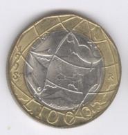 ITALIA 1998: 1000 Lire, KM 190 - 1 000 Lire