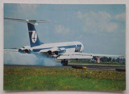 Ilyushin Il-62 LOT Polish Airlines 1981 - 1946-....: Modern Tijdperk