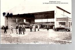 27 ETREPAGNY AVIATION HANGAR ET ANNEXES AERODROME - France