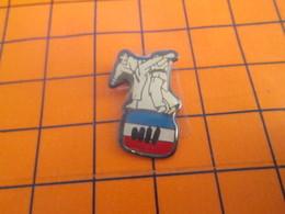 113A Pin's Pins / Beau Et Rare / Thème SPORTS / JUDO KARATE BAGARRE EN PYJAMA - Judo