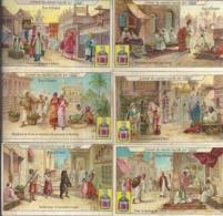 CHROMO CIBILS REEKS 3.3.9-RUE D'ORIENT-6ST.FRANS - Trade Cards