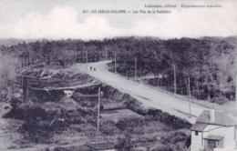 85 - Vendee - LES SABLES D OLONNE - Les Pins De La Rudeliere - Sables D'Olonne