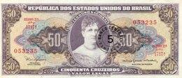 Brazil 5 Centavos, P-184b (1966) - UNC - Brazil