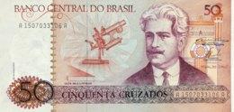 Brazil 50 Cruzados, P-210 (1986) - UNC - Brazil
