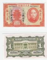 China Kwangtung S2421c  1 Dollar 1931 UNC - China