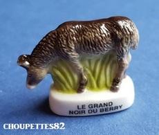 Fèves Fève 2005 Nos Amis Les Anes Ane Grand-noir Du Berry*388* - Animales