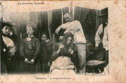 19-treignac-la Coupe Des Cheveux-la Correze Illustree - Treignac