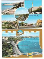 Libya - Libia - 2 Cards - Tripoli - Avenue El Fath - Old Views - Libyen
