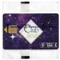 Spain - Telefónica - Club Cliente, Caja Salamanca - P-189 - 03.1996, 11.000ex, NSB - España