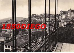 CASTELFIDARDO - SCORCIO PANORAMICO  F/GRANDE VIAGGIATA 1959 - Ancona