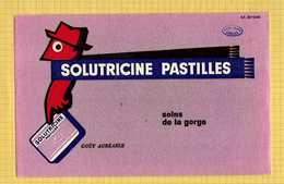 BUVARD : Pharmacie Solutricine Pastilles Cachet Bergues - Droguerías