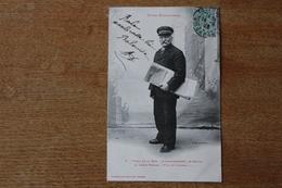 Cpa TOULOUSE  Types De La Rue  L'Intransigant, Le Matin, La Libre Parole  Le Distributeur De Journaux 1905 - Toulouse