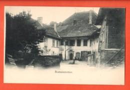 MYF-18 Ferme à Romainmotier Pied Du Jura. Dos Simple Non Circulé. - VD Vaud