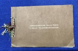 1976 Libretto Francobolli Emessi Amministrazione Postale Italiana - Completo Nuovo (come Da Scansione) - 1946-.. République