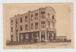 Zeebrugge-Môle  La Digue  HOTEL DE LA PLAGE - Zeebrugge