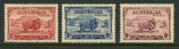 Australia 1934, Merino Sheep, Hinged - Mint Stamps