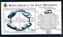 1999 SAN MARINO BF53 MNH ** - Blocchi & Foglietti