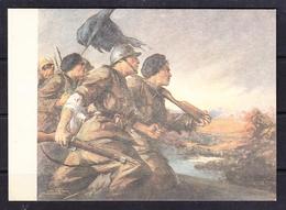 SC 20-73 CARTOLINA DI PROPAGANDA. - War Propaganda