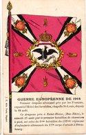 CPA  - GUERRE 1914/1918  -  1er Drapeau Bavarois Pris Par Le 10e Bataillon De Chasseurs à Pied à Saint Blaise- Circulé - Guerra 1914-18
