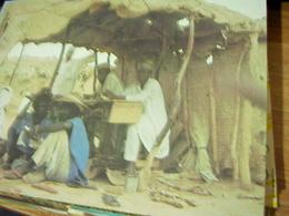 ALGEERIA ATELLIER NEL DESERTO  DAN LE SUD MACHINE A COUNDRE  N1990 HI3186 - Altre Città