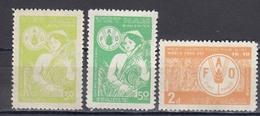 Vietnam 1982 - World Food Day, Mi-Nr. 1197/99, MNH** - Vietnam