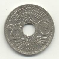 25 CENTIMES 1916  TTB - F. 25 Centimes