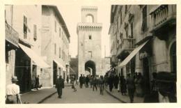 PIOMBINO ITALIE PHOTO ORIGINALE  11 X 6.50 CM - Luoghi