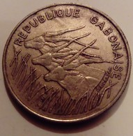 Gabon 1971 100 Francs - Gabon