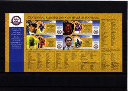 Football - Soccer - FIFA - PAPUA NEW GUINEA - Sheet MNH - Coppa Del Mondo