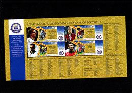 Football - Soccer - FIFA - ST. VINCENT - Sheet MNH - Coupe Du Monde