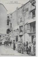Bastia-Un Coin De La Rue De La Fontanicchia - Bastia