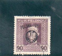 POLOGNE 1919 O - 1919-1939 République